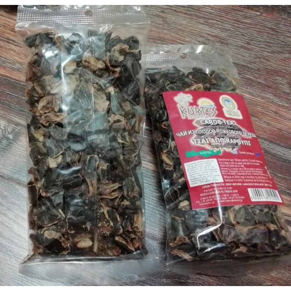 Плоды рожкового дерева (кэроб) кусочки 100 гр. - доставка в Ваш город