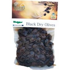 Оливки черные (маслины) KURTES 250 гр.