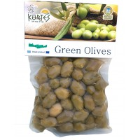 Оливки зеленые KURTES 250 гр. - доставка в Ваш город