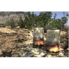 Оливковое масло KURTES Extra virgin PDO 0,250 л.
