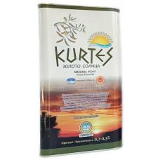 Оливковое масло KURTES Extra virgin PDO 3 л.