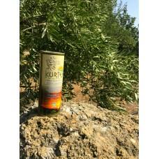 АКЦИЯ - Оливковое масло KURTES Extra virgin PDO 1 л.
