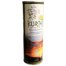 Оливковое масло KURTES Extra virgin PDO 0,5 л.