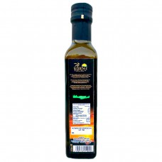 Оливковое масло KURTES Extra virgin PDO 250 мл. - кислотность 0,2-0,3