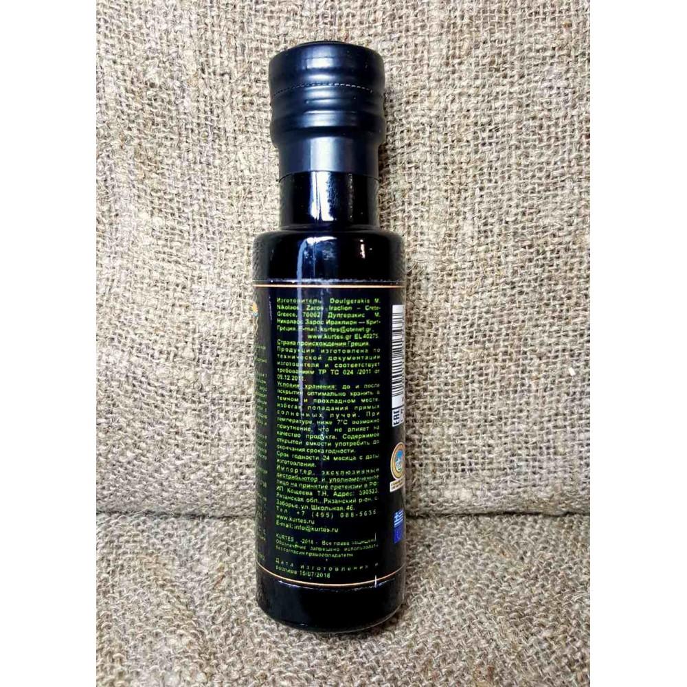 Оливковое масло KURTES Extra virgin со вкусом Орегано. 100 мл. Кислотность 0,2-0,3. - доставка в Ваш город