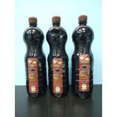 Сироп из плодов рожкового дерева 1 литр 1.3 кг три штуки