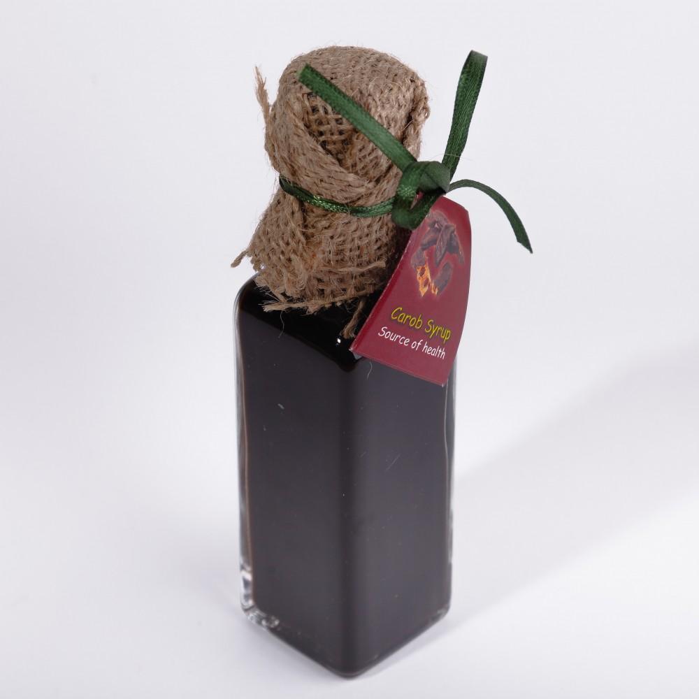 Сироп из плодов рожкового дерева (кэроб) 100мл. - KURTES - доставка в Ваш город