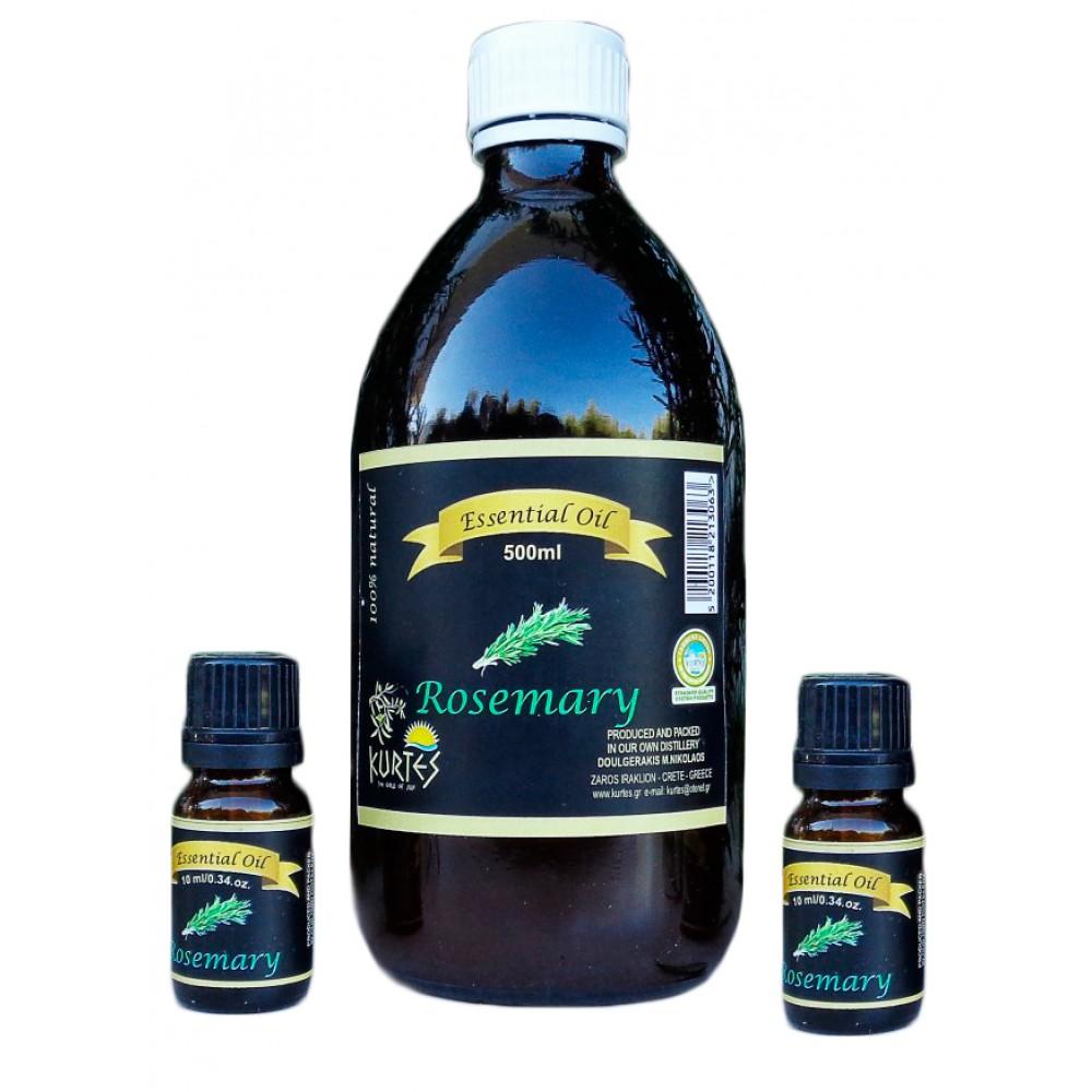 Эфирное масло Розмарин 10 мл. - KURTES - доставка в Ваш город