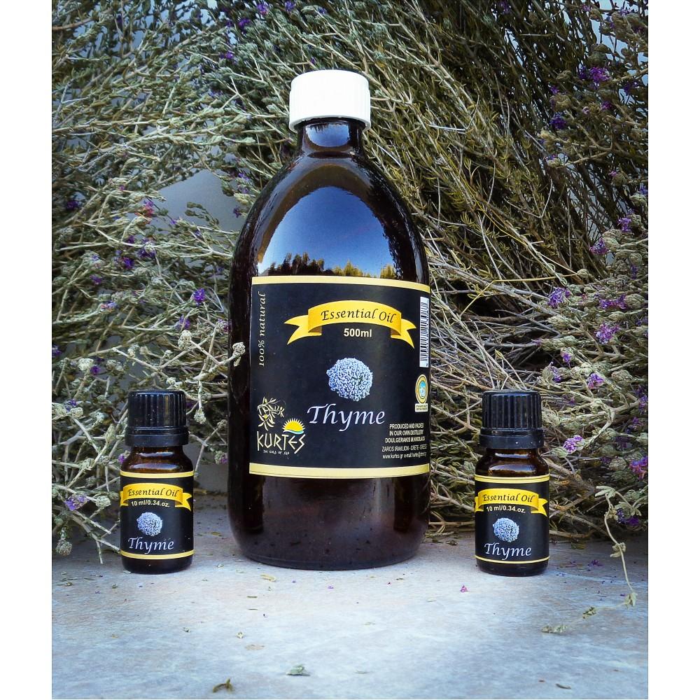 Эфирное масло Чабреца 10 мл. - KURTES - доставка в Ваш город