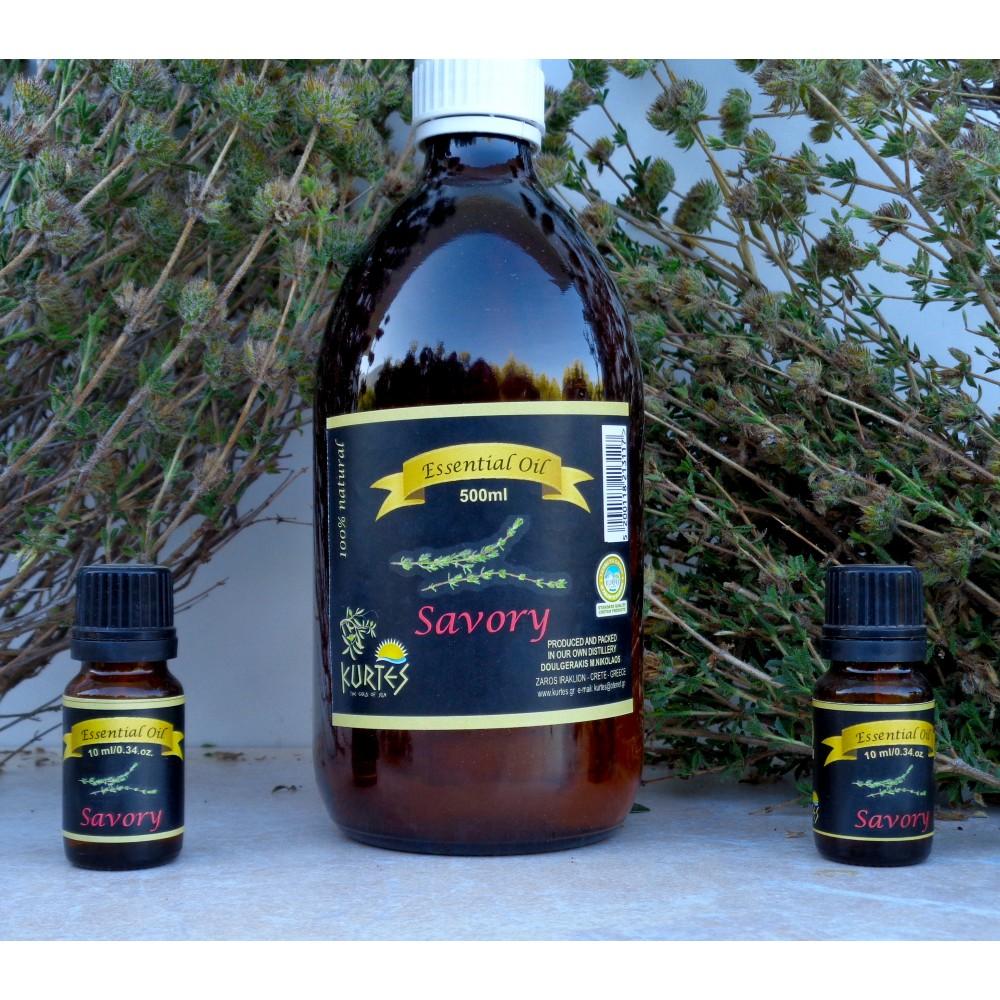 Эфирное масло Чабера 10 мл. - KURTES - доставка в Ваш город