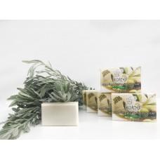 Оливковое мыло KURTES с ароматом лаванды - 90г.