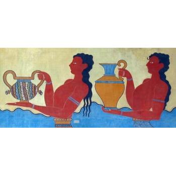 Критское оливковое масло Kurtes - наследие минойской цивилизации на вашем столе