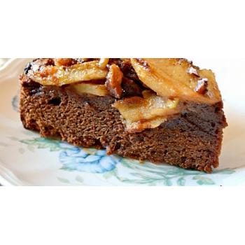 Быстрый, но экологичный и полезный пирог с экзотическими и не очень ингредиентами