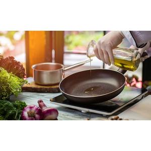 Как правильно жарить на оливковом масле Extra Virgin. Мифы и реальность