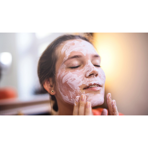 Жирная кожа и скраб из оливкового мыла. Качественное очищение и долгосрочный результат
